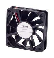 12 VDC 22.6 cu.ft//Min DC 60 mm 34 dB NMB TECHNOLOGIES 06015SS-12N-AT-00 Axial Fan 15 mm