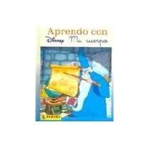 Aprendo Con Disney Mi Cuerpo (Spanish Edition) by Panini Espana Sa