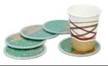 TerraCycle Circuit Board Coasters, set of 6
