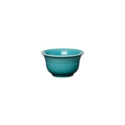 Bouillon Cup Condiment Server Color: Turquoise Fiesta