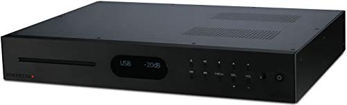 Audiolab 8300CDQ Balanced CD Player/MQA DAC/Preamp/Headphone Amp (Black)