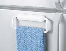 magnetic towel holder paper towel holders everything else. Black Bedroom Furniture Sets. Home Design Ideas