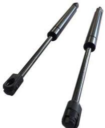 CD Pack 2 pistones para bisagra de canapé abatible. Sistema de fijación de Clip (Canapé de 135cm - Fuerza 1150N)