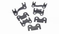 Comp Cams 4800-8 Sbc 5/16 Guide Plates Raised Type