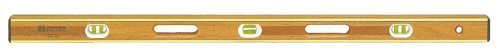 Johnson Level and Tool 548 48-Inch Brass Bound Mahogany Level - 6 (Brass Bound Level)