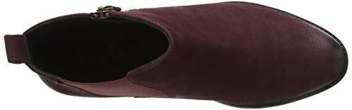 rouge femme Van Barlow 550 bottines Dal bord qnaPHz