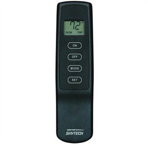 Skytech CON Battery Operated Fireplace Remote Control for Latching Solenoid