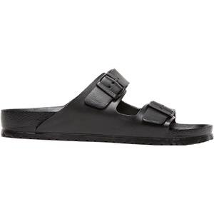Birkenstock Men's Arizona EVA Slide Sandals, Black Synthetic, 46 M EU, 13-13.5 - Mens Slides Arizona