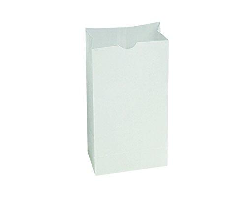 Bagcraft Papercon 300294 Dubl Wax SOS Bag, 4-lb Capacity, 9-11/16