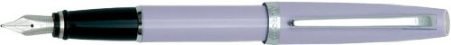 e Amethyst Broad Point Fountain Pen - AU-E12-AB (Ab Gemstone)