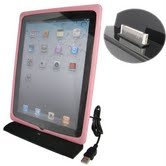 GSI Super Quality Desktop Dock/Charger/Hot-Data-Sync for Apple iPad 2, iPad 3 HD - Gorgeous Style, Perfect Fit from GSI