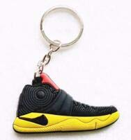 8b0fe67d212b Image Unavailable. Image not available for. Color  Mct12 - Mini Silicone  Kyrie 2 EP Zoom Keychain Bag Charm Woman Kids Kids Key Rings