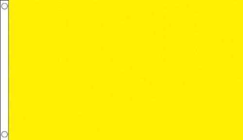 (AZ FLAG Race Officer Yellow Flag 2' x 3' - Racing Flags 60 x 90 cm - Banner 2x3 ft)