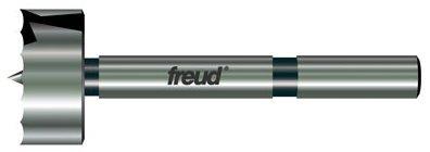 Freud Serrated Forstner Bit - Freud PB-009 Precision Shear 1-1/4-Inch by 3/8-Inch Shank Serrated Edge Forstner Drill Bit Style: Precision Shear 1-1/4-Inch by 3/8-Inch Shank Serrated Edge Forstner Drill Bit, Model: PB-009