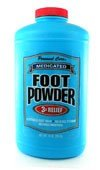 10OZ Medic Foot Powder by Personal Care Products Llc