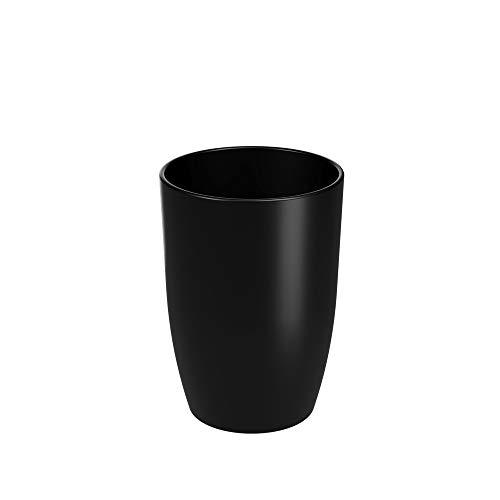 Copo Coza 275ml pequeno preto