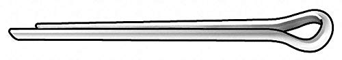 Stainless Steel Generic Extended Prong Cotter Pin 5//32 Pin Dia. 1-1//2 L