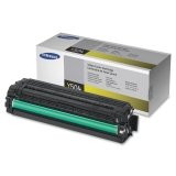 Samsung Electronics CLT-Y504S Toner, Yellow, Office Central