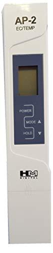 HM Digital Aquapro AP-2 Water Quality Conductivity Temp Tester Meter EC ºC ºF Price & Reviews