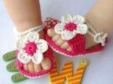 baby shower crochet favors - 4