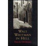 Walt Whitman in Hell : Poems, Hummer, T. R., 0807120618