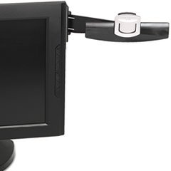 3M Monitor Mount Document Clip, 6-1/4