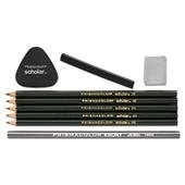 Prismacolor Art Stix Set - SAN1774264 - Scholar Erasable Colored Pencil Set