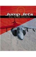Jump Jets: The Av-8B Harriers (War Planes)