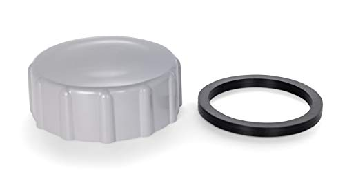 Camco Replacement Dump Cap for Use Travel Toilet (41533)