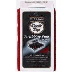 Weiman Cook Top Scrubbing Pad Carded 3 / Pack