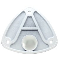 Aluminum Camera Mounting Bracket, 195mm - Distributed by NAC Wire and Cables