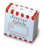 freezer food labels - 1