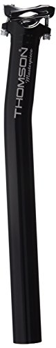 Thomson Masterpiece Bicycle Seatpost (Setback, 27.2X330 mm, Black)