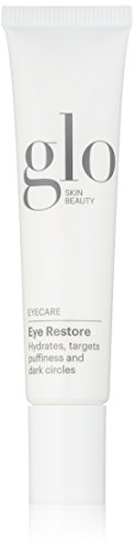 (Glo Skin Beauty Eye Restore | Dark Circle Eye Cream for Puffy Eyes | Under Eyes Treatment with Peptides)