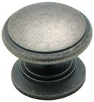 Advantage Solid Brass Knob (Advantage Series, Solid Brass Knobs, 1-1/4