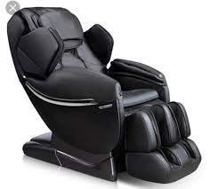Relife Maxwell Lifestyle Intellegent 3D Full Body Zero Gravity Massage Chair (AM 22) – BLACK