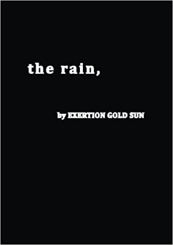 The Rain A Long Poem With Sketches And Inspirational Quotes