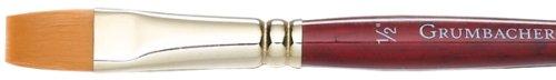 Chartpak 1/2-Inch Grumbacher Goldenedge Watercolor Wash Brush by Chartpak