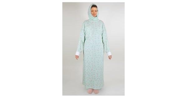 Adultos Modestia paciente vestido: Amazon.es: Amazon.es
