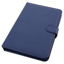 """Funda con teclado para Tablet Bq Edison 3 Quad Core 10.1"""" - Azul (Teclado"""