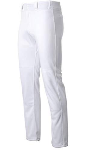 Easton Men's Mako Pant, White, 30/30