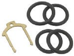 Brass Craft Service Parts SL0346 Moen/Stan O-Ring Kit - Quantity 5 by BrassCraft