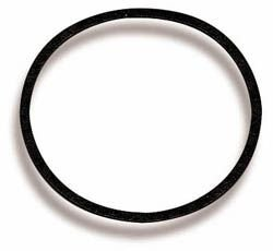 HOLLEY 10862 Air Cleaner Mounting Gasket44; Round - 2 in. by Holley