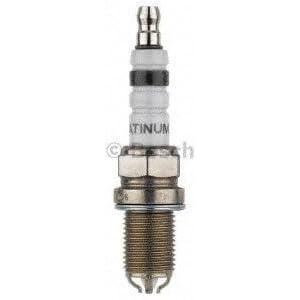 Bosch 4417 Platinum+4 FGR7DQP spark plug(Pack of 1)