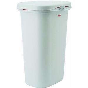 Rubbermaid Top Waste Basket, 52-Quart