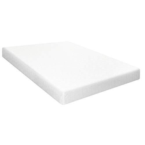 Best Price Mattress 7-Inch Gel Memory Foam Mattress, Queen