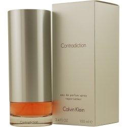 Contradiction parfum de Calvin Klein pour les femmes - EDP 3,4 oz