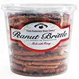 Brittle-Brittle Peanut Brittle 42 oz. (pack of 3) A1 by Store - 383
