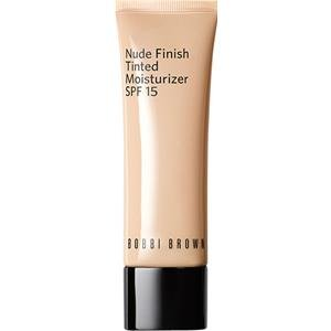 Bobbi Brown Nude Finish Tinted Moisturizer SPF 15 Medium Tint for Women, 1.7 - 15 Moisturizer With Spf Tinted