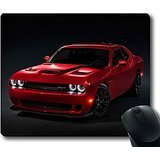 Gaming Mouse Pad, Customized MousePads Dodge Challenger Srt Hellcat Natural Non-Slip Eco Rubber Durable Design Computer Desk Stationery Accessories Gifts For Mouse Pads
